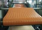 防滑橡胶板,条纹橡胶板,柳叶,圆扣橡胶板,工厂加工销售