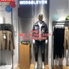 女装陈列架男装双层展示架橱窗模特假人道具一站式货架厂