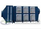 德瑞尔专业生产UV光催化氧化设备
