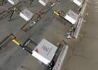现货直销路面混凝土铺盖覆膜机混凝土盖膜机
