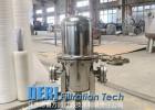 高压管道气体过滤器氮气氢气压缩空气过滤器