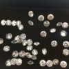 梧州莫桑钻厂家批发 123克拉可镶嵌定制 来图定制