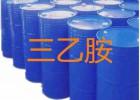 三乙胺 用作固化 脱漆 阻聚 防腐剂 杀菌剂 渗透剂 防水剂