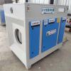 UV光氧催化烤漆房活性炭环保吸附箱喷淋塔废气处理环保设备