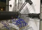 PE污水检查井缠绕管挤出生产线-青岛