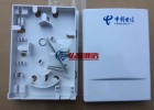 120型2口光纤信息面板盒 光纤桌面盒