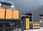 催化燃烧设备安装工程