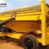 上海选沙金设备 采沙金机械 小型吸金船
