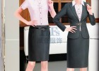 雷波县酒店服务员服装样式定做派登服饰