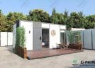 生态集装箱酒店 集装箱设计 集装箱定制