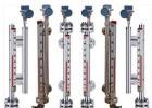 磁翻板液位计带远传,PVC不锈钢磁性浮子液位计