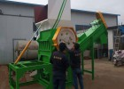 1000型加宽加高粉碎机(可定制)再生塑料破碎机莱州海胜机械