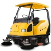 重庆明诺扫地机 电瓶式扫地机大型企业地面清洁用