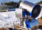 诺泰克厂家造雪设备 室内小型滑雪场人工造雪机