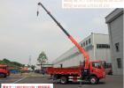 8吨随车吊 平板运输随车吊 随车吊高配置全国厂家直销