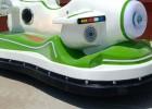 廣場電瓶車啟航飛機新型游樂設備