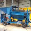 沙金分离设备 滚筒筛水选沙金生产线 加蓬大型选金机