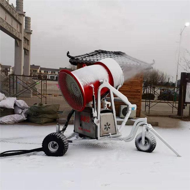 造雪设备配套系统供应厂商 小型造雪机价格
