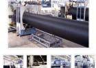 塑料检查井中空壁缠绕管生产线-青岛金瑞机械