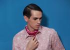 定制衬衫是男士的专属名片,魅力十足