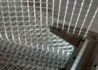 PVC阻燃透明夹网布