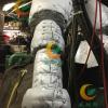 管道保温衣可拆卸蒸汽管道保温夹克定制