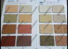 质感漆色卡  装饰板色卡、铝塑板色卡、橱柜门板色卡、地板色卡