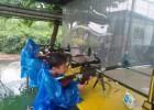 戶外射擊場設備河南振宇協和專業氣炮槍廠家地攤廟會嘉年華項目