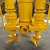 30KW搅拌潜水渣浆泵厂家