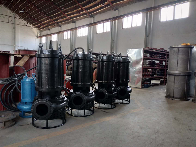 30Kw潜水吸砂泵