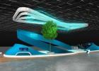 山东国际装备制造业博览会展位搭建设计特色选择添诚展览