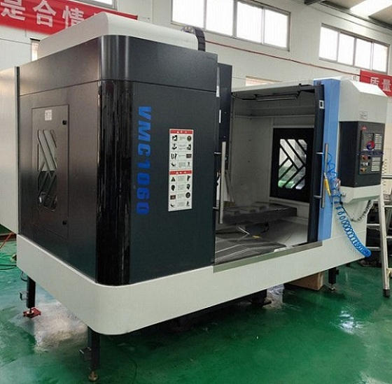 山东金雕数控VMC1060立式加工中心厂家定制