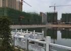 供应株州石材栏杆-芝麻灰浮雕栏杆-河道石雕护栏板