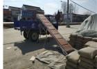 眉山袋装上料机车水泥上料机折叠输送机