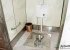 金属雕花板水冲厕所 移动厕所厂家