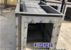 新疆矩形槽模具 矩形水槽模具厂家