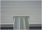 镀锌穿孔压型钢板5孔5距瓦楞底板