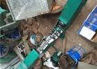 塔城爬鱼机折叠输送机玉米上料机