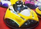 碰碰车电动陆地小野牛新款游乐设备广场儿童电动摩托