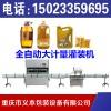全自动油类灌装生产线,重庆食用油灌装机
