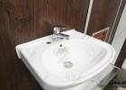 双蹲位水冲厕所 景区厕所