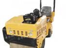 朔州手推式雙輪震動壓實機小型柴油軋道機