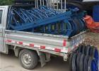 南充折叠输送机手持吸粮机袋装上料机车