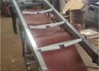 自贡水泥上料机手持吸粮机折叠输送机