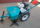 自走式割草机