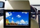 iTaxi1010车载后挂式广告机4G广告机