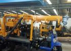 全液压三轮车载水井钻机 运输方便的钻机 快速打井机