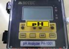 PH-101,PH-1001合泰HOTEC工业PH计酸度计