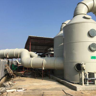 河北牧森废气处置酸碱废气净化塔水喷淋废气净化塔