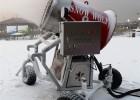 大型国产造雪机深受青睐 诺泰克高温造雪机设备